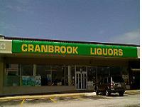 Cranbrook Liquors