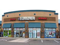 Haskell's