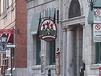 Les 3 Brasseurs Vieux-Montréal