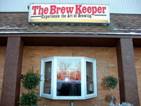 The Brew Keeper