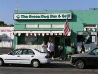 Green Dog Grill
