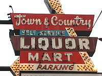 Town & Country Liquor Mart
