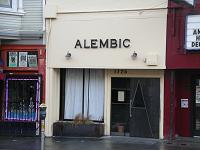 The Alembic Bar