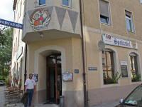 Spektakel Bayerisches Wirtshaus