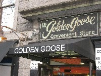 Golden Goose Markets
