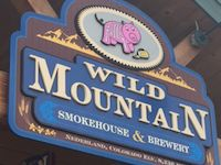 Wild Mountain Smokehouse & Brewery