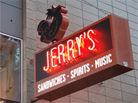 Jerry's Sandwiches