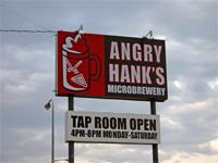 Angry Hank's Microbrewery