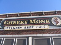 Cheeky Monk Belgian Beer Café