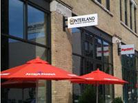 Hinterland Brewery Restaurant