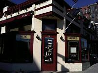L'Enfant Cafe & Bar