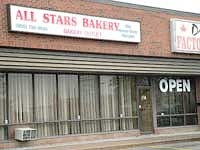 All Stars Bakery