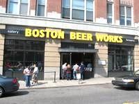 Boston Beer Works - Fenway