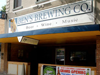 Ben's Brewing Co.