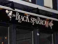 The Black Sparrow