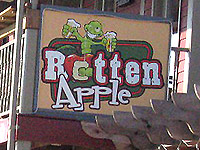 The Rotten Apple