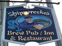 Shipwrecked Brew Pub, Restaurant and Inn