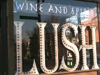 Lush Wine and Spirits - Roscoe Village
