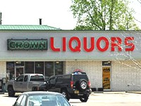 Crown Liquors #6