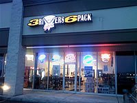 3 Rivers 6 Pack & Eatery