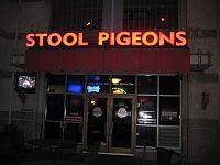 Stool Pigeons