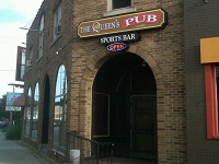 Queen's Pub Sports Bar