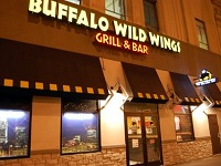 Buffalo Wild Wings - Downtown Indy
