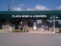 Plaza Wine & Liquors