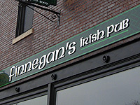 Finnegan's Irish Pub