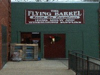 The Flying Barrel