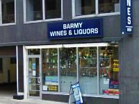 Barmy Wines & Liquors