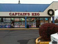 Captain's Keg