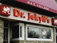 Dr Jekyll's