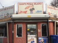 Sam's Pizza Island