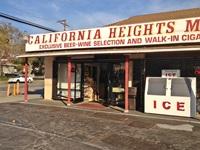 California Heights Market