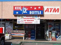 Keg And Bottle