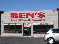 Ben's Fine Wine & Spirits