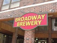 Broadway Brewery & Restaurant