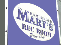 Hamburger Mary's Rec Room