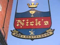 Nick's Bar & Restaurant