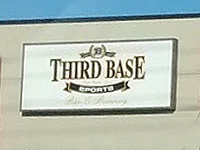 Third Base Sports Bar & Brewery