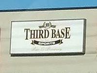 Third Base Sports Bar & Brewery