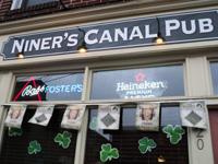 Niner's Canal Pub