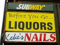 Before You Go Liquors