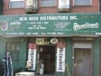 New Beer Distributors