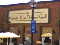 The Golden Kiwi Pub and Grill