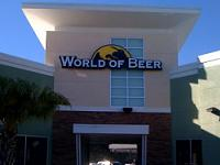 World of Beer - UCF