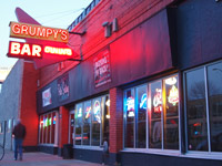 Grumpy's Bar & Grill - Downtown
