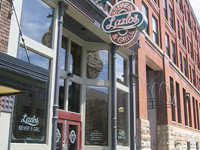 Lazlo's Brewery & Grill - Historic Haymarket
