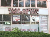 Brookline Food Center Liquors
